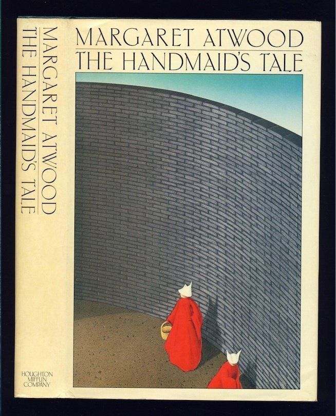 an examination of the passive narrator in the handmaids tale by margaret atwoods